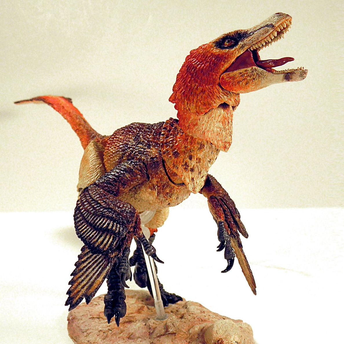 velociraptor mongoliensis welcome creative beast