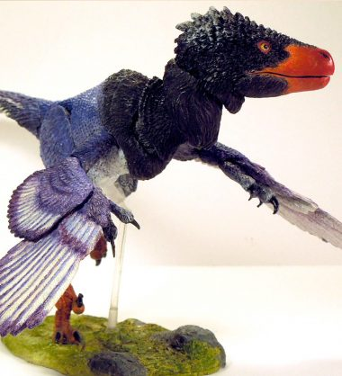 Beasts of the Mesozoic Build-a-Raptor Set A Velociraptor 1:6 Scale Figurine