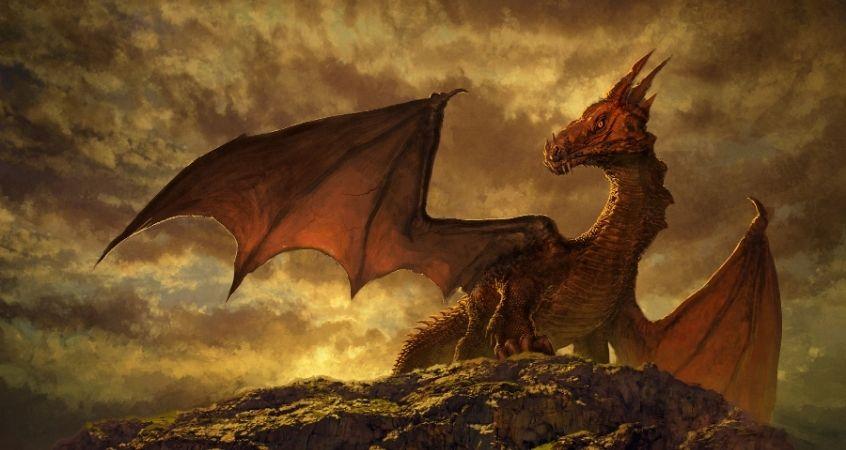 The Fantastic Origins of Dragon Lore