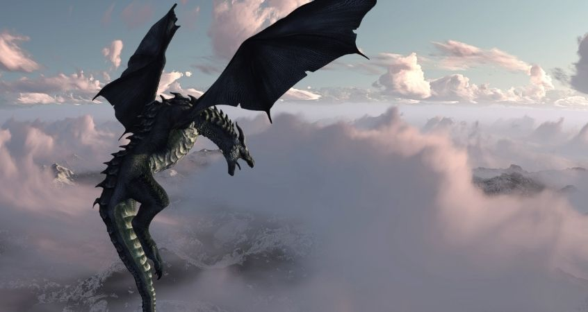 The Connection Between Dragons and Dinosaurs