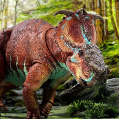 Dinosaur action figure