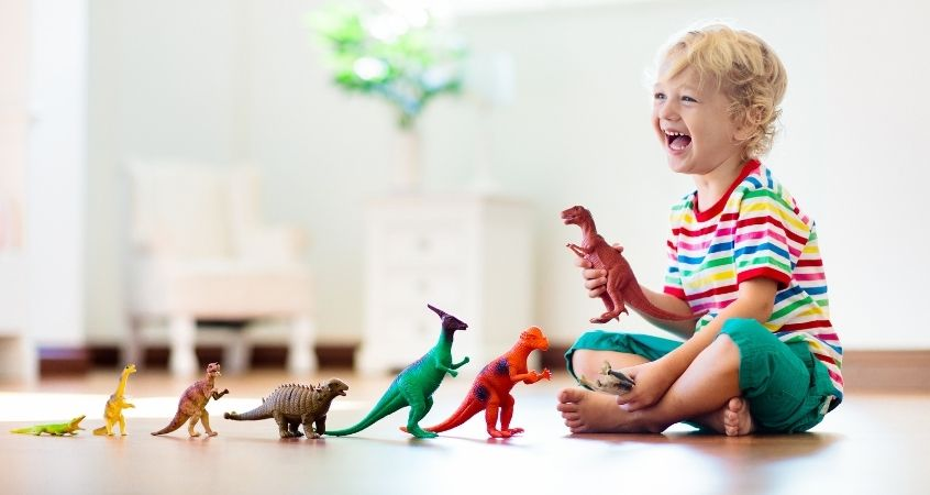 Tips for Teaching Kids About Dinosaurs