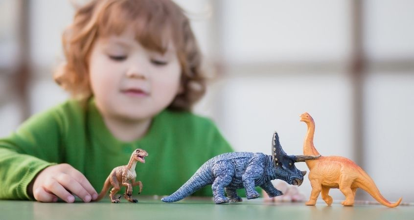Educational Benefits of Dinosaur Action Figures