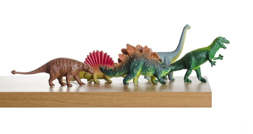 Collector Tips: How To Start a Dinosaur Collection