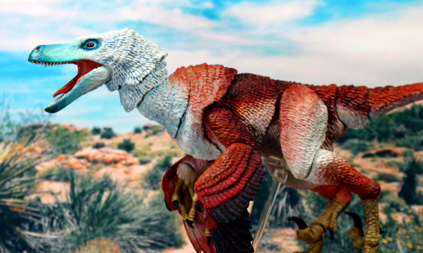 Interesting Facts About the Velociraptor